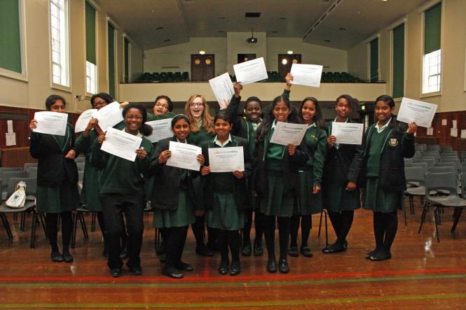 Dartford Grammar School for Girls 1