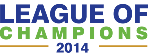 League of Champions 2014 logo